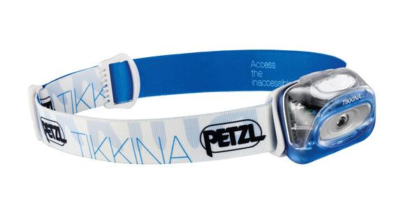 Petzl Tikkina - Lampe frontale - bleu